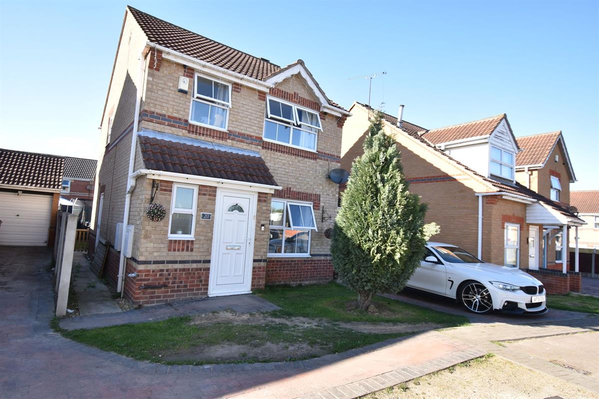 Foxhunters Way, South Elmsall, Pontefract