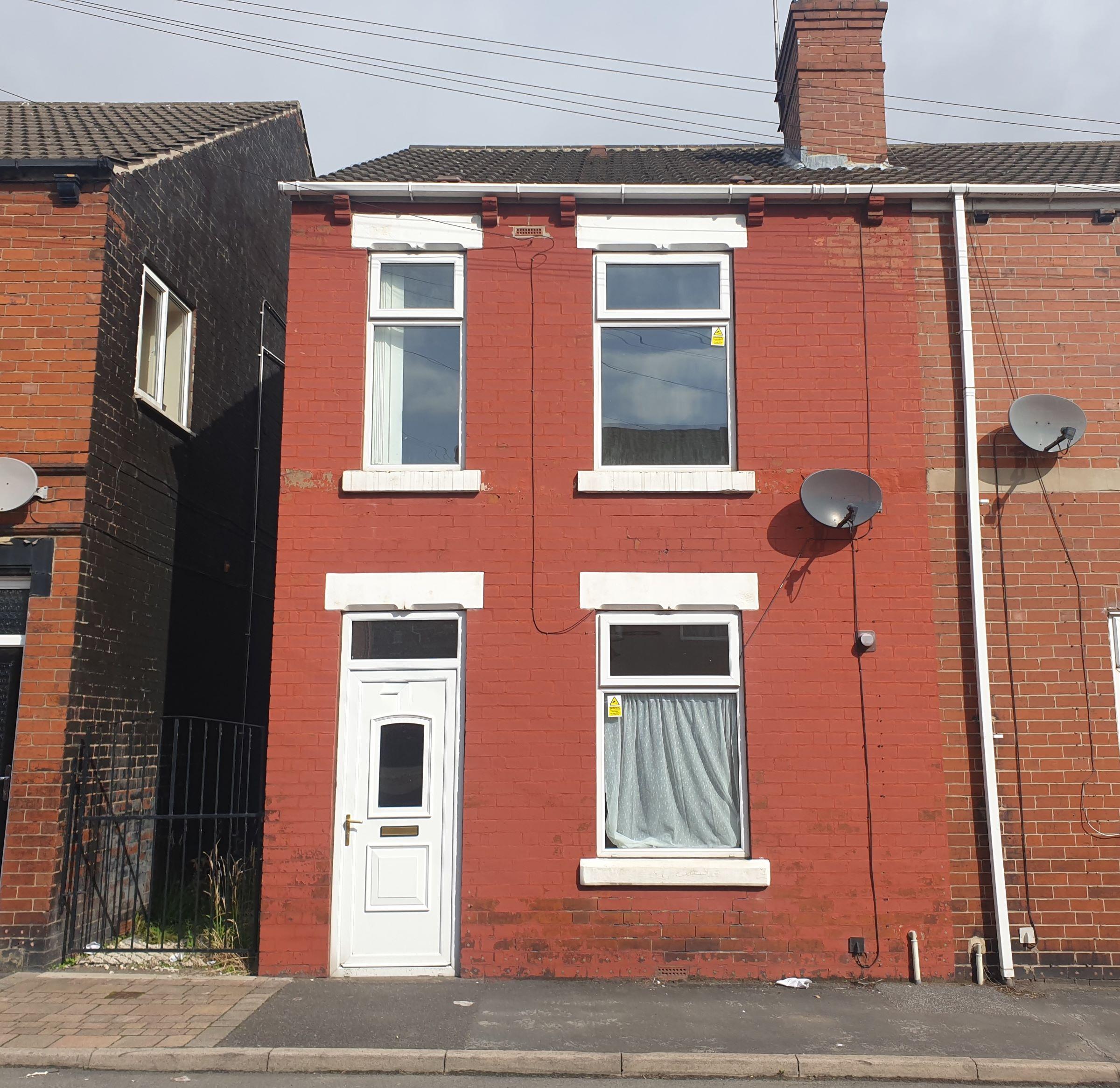 Victoria Street, Hemsworth, Pontefract